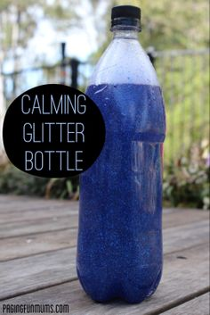 Calming Glitter Bottle