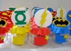 lembrancinha super heroi - Pesquisa Google