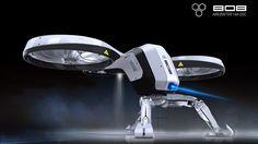 omg drone bots