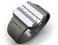 The Haptica: a braille watch prototype.  Very cool.