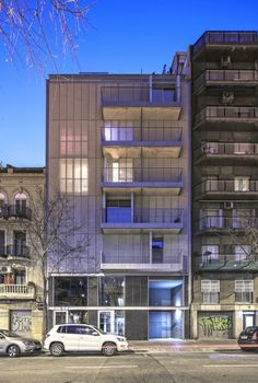 Edificio de viviendas plurifamiliar, en Barcelona
