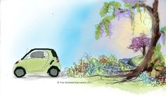tina schofield illustration