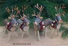 Reindeer Ornaments - How to Make Wooden Reindeer Christmas Ornaments  View all images  review.neocarupdate.com