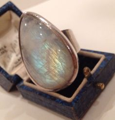A personal favourite from my Etsy shop https://www.etsy.com/listing/230692790/vintage-moonstone-silver-ring