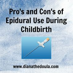 An epidural block is one of the most common forms of pain relief used in hospitals today for the laboring mom. Lactation Consultant, Childbirth Education, Pain Management, Doula, Health Education, Pain Relief, Pregnancy, Medical, Hospitals