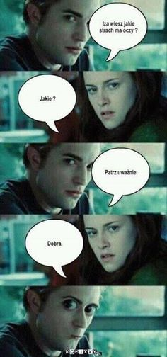 Oh Bella i Edward. Dead Memes, Dankest Memes, Funny Memes, Wtf Funny, Funny Cute, Hilarious, Reaction Pictures, Funny Pictures, Troll Face