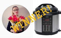 Câştigătoarea multicooker-ului Heinner Alacarte 6IX este... @izabela.grosu !!! _____❤❤❤_____ FELICITĂRI!!!!! Te rog să ma contactezi prin mesaj privat! _____❤❤❤_____ #savoriurbane #giveaway @heinner.electrocasnice #multicooker #pressurecooking #concurs #castigator Multicooker, Rice Cooker, Food And Drink, Kitchen Appliances, Urban, Desserts, Instagram, Diy Kitchen Appliances, Tailgate Desserts
