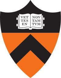 In the book, Princeton University does not yet exist--The College of New Jersey at Princeton does--it does not become Princeton University until the early 1900s.