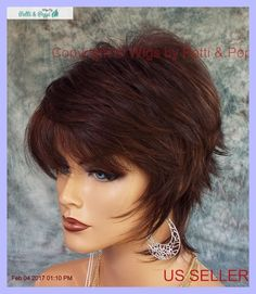 This very trendy short cut has the particularity of being longer on the top of… Continue Reading → Curly Half Wig, Short Curly Wigs, Lux Hair, Best Pixie Cuts, Hair Toppers, Modern Haircuts, Synthetic Lace Front Wigs, Pixie Haircut, Hair Pieces