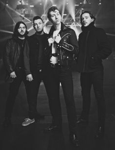 Arctic Monkeys - December 2013, The Midland Theater, KCMO (TNTBSXMAS)