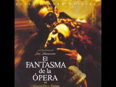 El fantasma de la ópera- Ángel de música