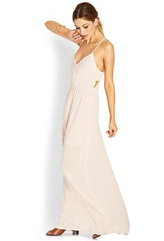 Bridal shower dress- Sunny Daze Maxi Dress | FOREVER21 - 2000070646