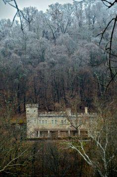 Berkley Springs Castle. WVa