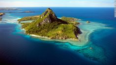 """Renowned as the drop dead gorgeous place where """"Blue Lagoon"""" (1980) was filmed, the Yasawa Islands float across the top of Fiji like a tiara. There's only one resort on the islands and the six villages are few and far between, making this one of Fiji's least crowded corners. <strong><br />Romantic rush: </strong>Snorkeling the Blue Lagoon Caves.<strong><br />Hot hotel: <a href=""""http://www.yasawa.com/"""" target=""""_blank"""">&..."""