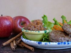 Apple Chutney, Quick and Easy, Paleo and AIP