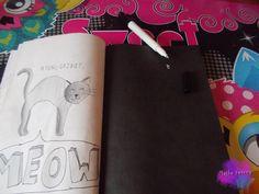 Podesłała Majka Jarka #zniszcztendziennikwszedzie #zniszcztendziennik #kerismith #wreckthisjournal #book #ksiazka #KreatywnaDestrukcja #DIY