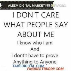 I don't care what you think of me! Unless you think I'm awesome – in which case, you're right! Carry on…  Happy #Saturday!  ALEEM DIGITAL MARKETING SERVICES!   http://tabsdigital.com/  http://findbestbuddy.com/  #digital #marketing #services #sales #online #agency #digital #internet #internet #advertising #companies #solutions #internet #media #agency #digital #ad #website #agencies #online #web #ipl #agency #top #agencies #websites #web #firm #digital #media #internet #firm #customer…