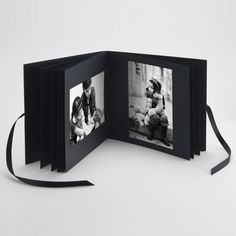 profile regal black drymount photo album featuring a matching