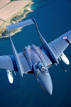 World's only airworthy de Havilland Sea Vixen