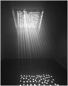 © Abelardo Morell     Light Entering Our House, 2004.