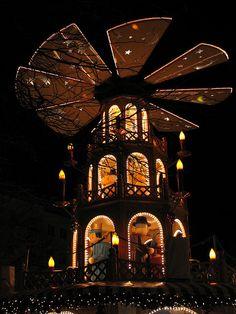Munich Christmas Market   by joffron