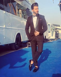 Image may contain: 1 person, standing and suit Allu Arjun Wallpapers, Indian Show, Tv Actors, Indian Celebrities, Envy, Celebrity Style, Like4like, Suit Jacket, Suits