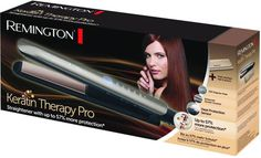 To jest cudo w czystej postaci. Jeśli masz puszące się włosy a chcesz aby były gładziutkie i proste, nie znajdziesz lepszej prostownicy. Prostuję włosy praktycznie codziennie i wiem jak ciężko jest znaleźć dobry sprzęt. Ja znalazłam i polecam wam wszystkim :) Remington Keratin Therapy!
