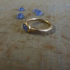 Tanzanite ring made of ethical gold Maura, Tanzanite Ring, Fine Jewelry, Wedding Rings, Engagement Rings, Silver, Gold, Enagement Rings, Diamond Engagement Rings