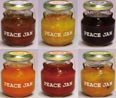 Peace Jam(6 Kinds) / <<< Click it and see in detail. >>>