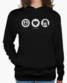 Peace, love, linux