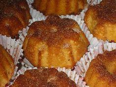 Mini Cinnamon Tea Cakes recipe