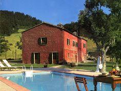 vakantiehuis in noord toscane, boven Florence