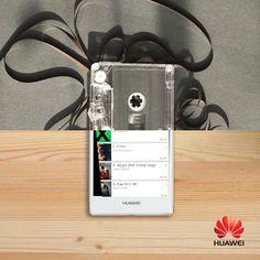 => http://www.huaweidevice.fr/ #QuestionHuawei  Ecouter de la musique. Avant/après. Vous rappelez-vous de votre baladeur ?