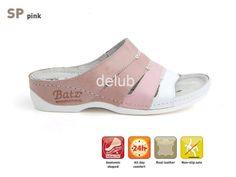BATZ obuv SP06 - Dámska obuv Batz, Batz Real Leather, Slip On, Sneakers, Pink, Fashion, Tennis, Moda, Slippers, La Mode
