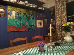 Kunterbunt Painting, Art, Art Background, Painting Art, Kunst, Paintings, Performing Arts, Painted Canvas, Drawings