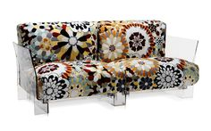 1-06052/ZZ Missoni, Love Seat, Couch, Furniture, Design, Home Decor, Settee, Decoration Home, Sofa