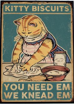 Haha Funny, Funny Cats, Funny Memes, Hilarious, Retro Poster, Vintage Posters, Crazy Cat Lady, Crazy Cats, Gatos Cats