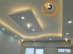 House Ceiling Design, Ceiling Design Living Room, Bedroom False Ceiling Design, False Ceiling Living Room, Bedroom Ceiling, Living Room Decor, Pop Design, Modern Design, Drywall