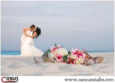 Same sex wedding in #Cancun LGBT wedding #lovewins Lesbian wedding www.cancunstudios.com