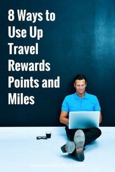 8 Ways to Use Up Travel Rewards Points and Miles - Finance tips, saving money, budgeting planner Budget Travel, Travel Guide, Travel Advice, Mad Money, Travel Rewards, Leaving Home, Finance Tips, Finance Blog, Budgeting Money