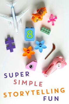 A Super Simple Storytelling Game