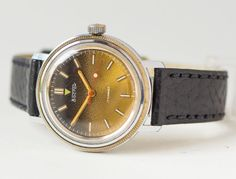 Military style men's watch  boyfriend's watch Wostok  by 4Rooms