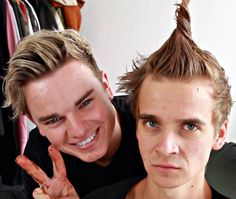 Jack Maynard and Joe Sugg