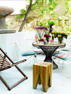 outdoor patio...so pretty
