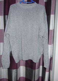 Kaufe meinen Artikel bei #Kleiderkreisel http://www.kleiderkreisel.de/herrenmode/pullis-and-sweatshirts-sonstiges/108392236-warmer-kuscheliger-pullover-grosse-xl