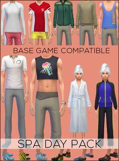 Jennisims: Downloads sims 4:Conversion Base Game compatible Spa Day pack | Sims 4 Updates -♦- Sims Finds & Sims Must Haves -♦- Free Sims Downloads