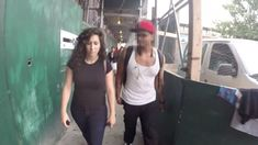 Video: Woman harassed 108 times as she walks around New York