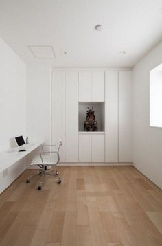47 Adorable Minimalist Home Offices   ComfyDwelling.com