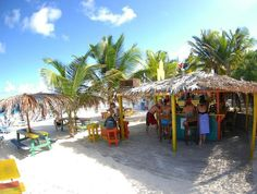 Eight Great Beach Bars in St Maarten/St Martin