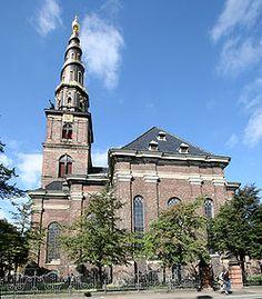 Church of Our Savior, Copenhagen